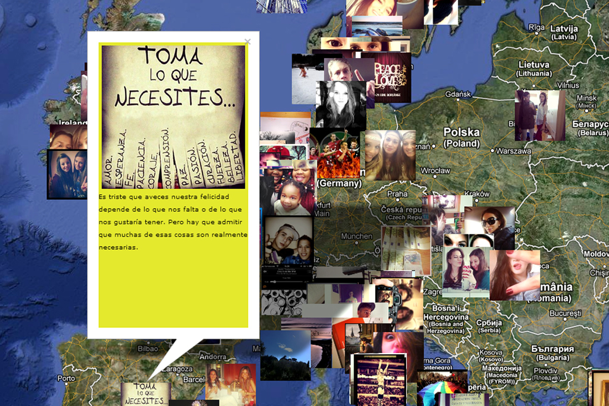 #TOLERANCE è un'installazione metamediale di storia collettiva intorno al tema della Tolleranza
