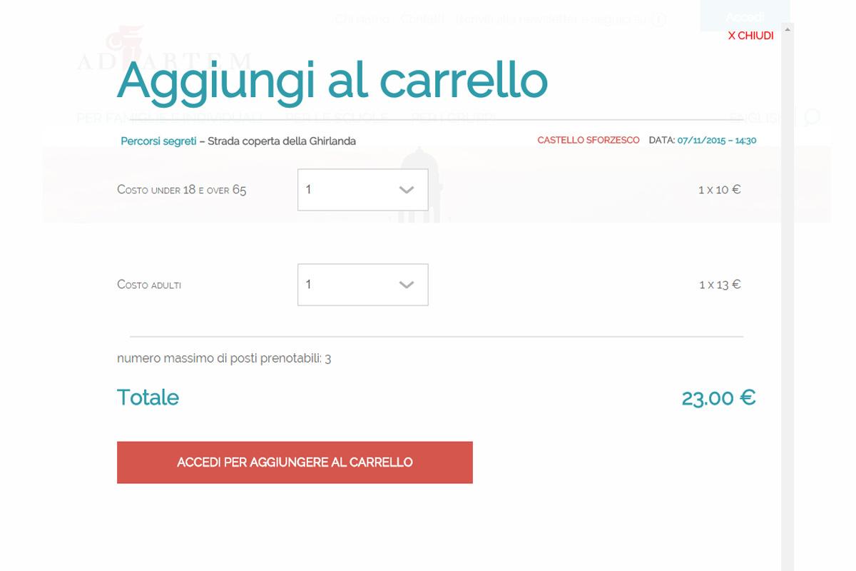 Ad Artem: una app di prossimità per le visite guidate in città