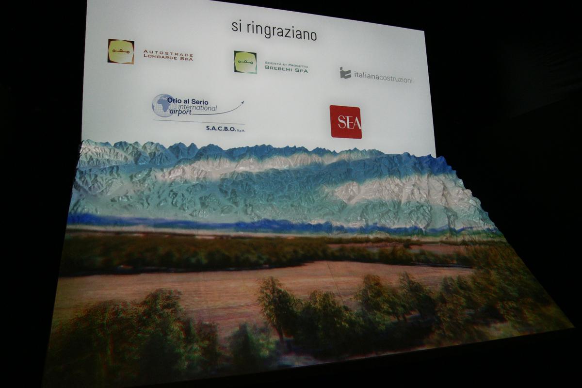 Plastico Metavisuale al Meeting di Rimini