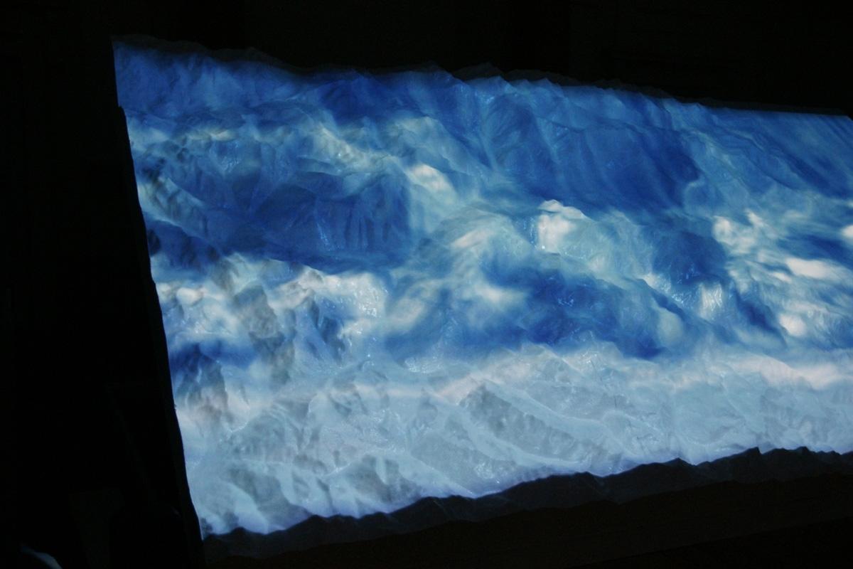 Alpi da scoprire - Il Plastico Metavisuale